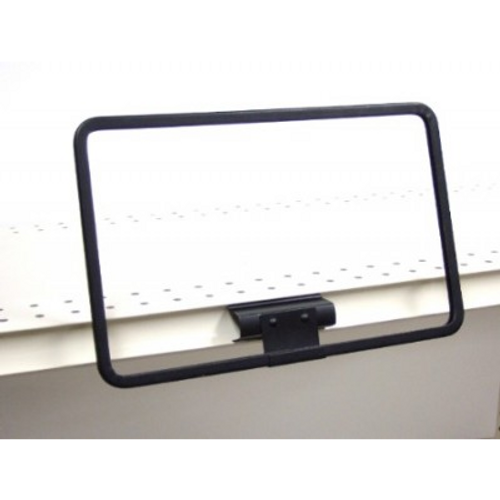 """Channel Mount Sign Display - 11""""w x 7""""h"""