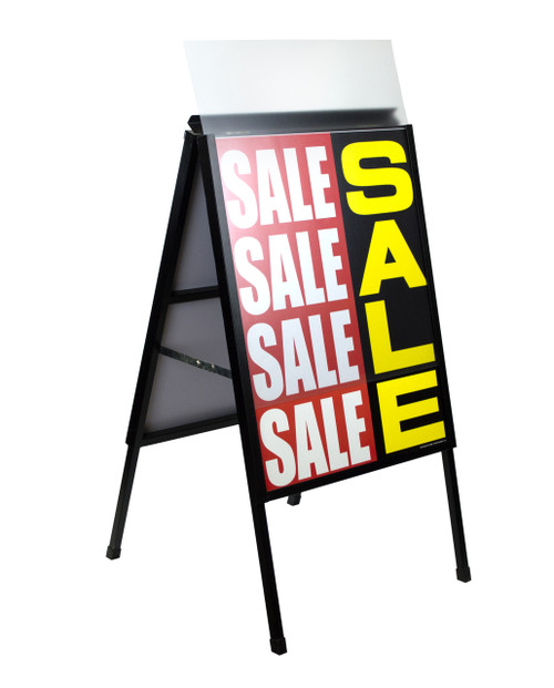 "Clear Print Protector 22""w x 28""h for keeping your posters and print graphics straight and looking new!  Matte finish eliminates glare and thick material makes this a durable sign protector that can be used time and time again."