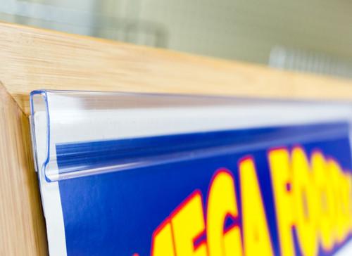 Sign Grip Strip -  Adhesive Backing