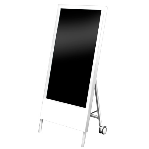 "43"" Digital A-Frame Sign Display -  Non Touchscreen - Android OS-Battery Powered"