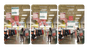 """Retract 36""""w -  Ceiling Banner System"""