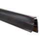 """Adhesive Locking Poster Grip - Black - 48"""" w 100/Pack"""