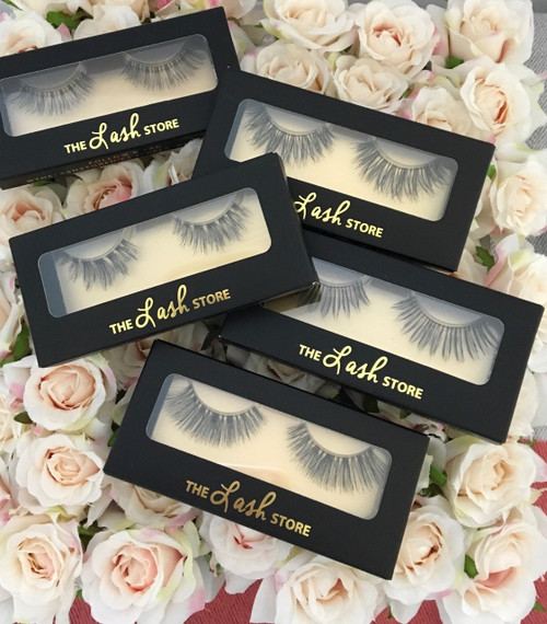 5 x Human Hair Lashes