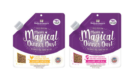 SALE Stella & Chewy's Marie's Magical Dinner Dust for Cats