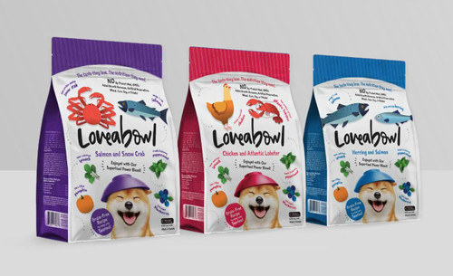 30% OFF Loveabowl Dog Kibbles
