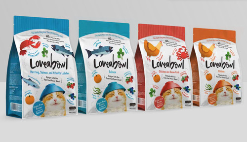 30% OFF Loveabowl Cat Kibbles 4.1kg