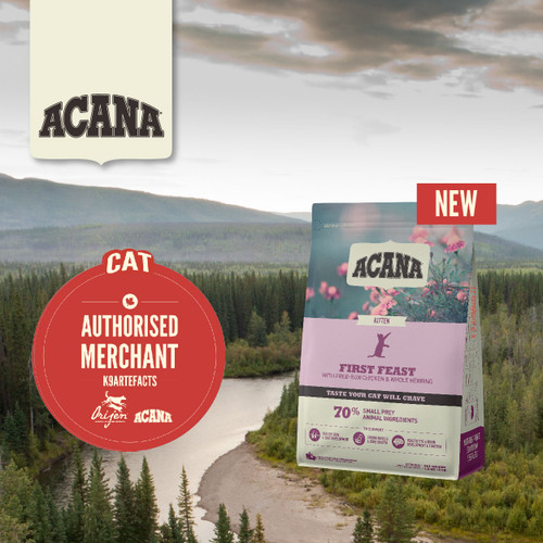 ACANA First Feast Cat