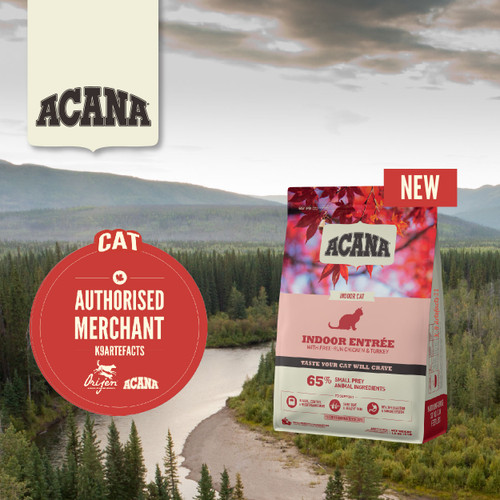 ACANA Indoor Entree Cat