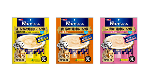 Buy 2 get 1 free Inaba Functional Wan Churu Creamy Treat