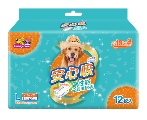 Honeycare Dog Bands