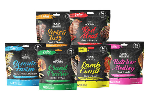 Absolute Holistic Air Dried Dog Treats