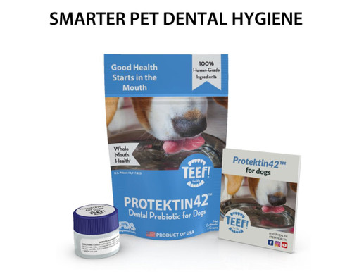 Teef Protektin 42 K9 formula- Drinkable Dental Health