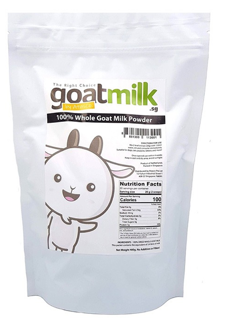 Atasco Goats Milk Powder
