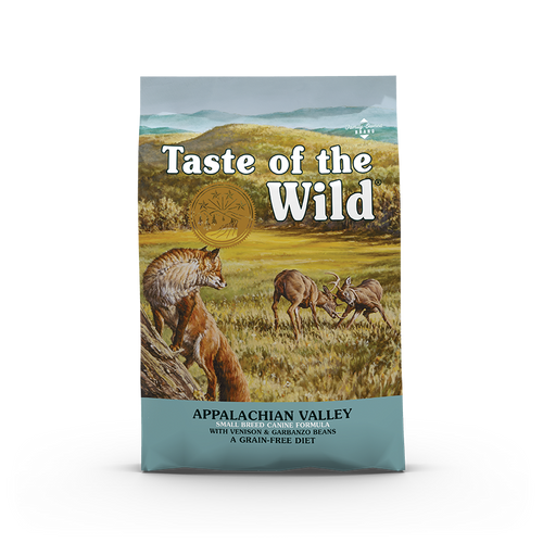 Taste Of The Wild Appalachian Valley Small Breed Canine Formula with Venison & Garbanzo Beans Dog Kibbles