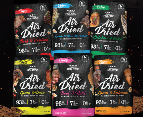 Absolute Holistic Air Dried Dog Food