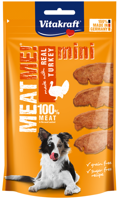 Vitakraft Meat Me! Mini Turkey 60g