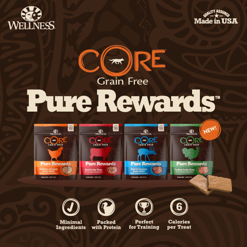 Wellness CORE Pure Rewards Treats