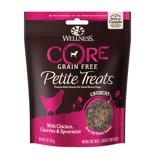 Wellness Core Grain Free Petite Treats
