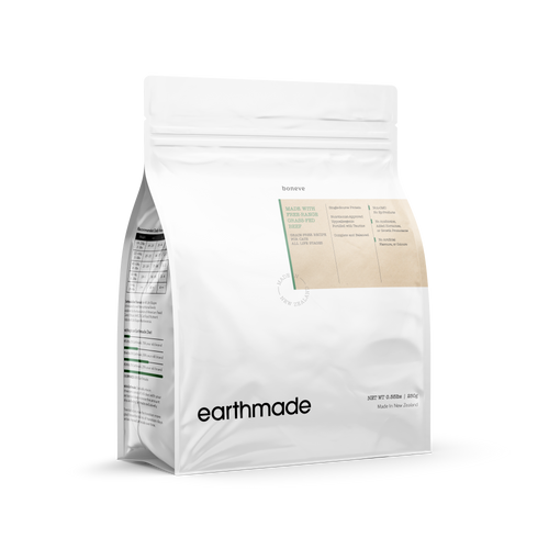 Earthmade Free Range Grass-Fed Beef Dry Food for Cats of All Life Stages