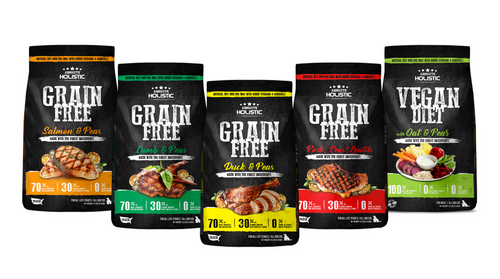 Absolute Holistic Grain Free Dog Food