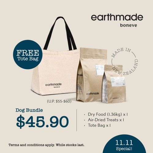 Earthmade Dog Bundle