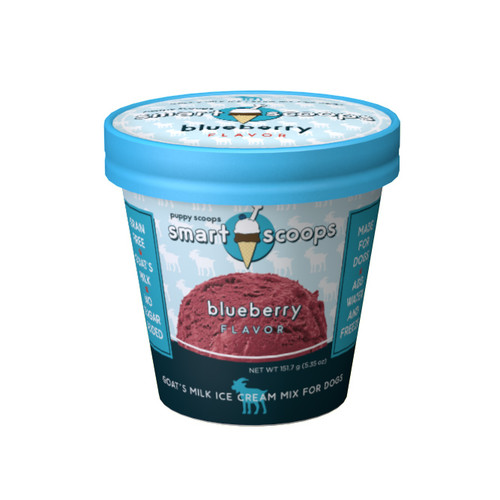 Puppy Cakes Smart Scoops Goat's Milk Ice Cream Mix