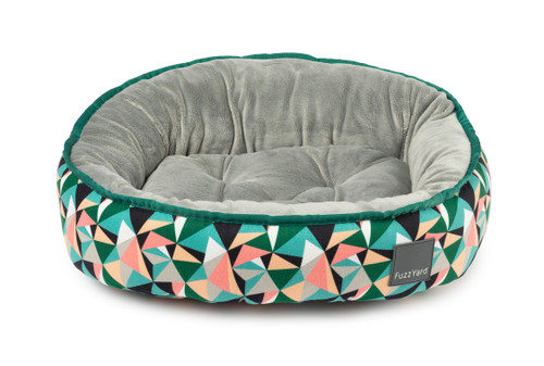 Fuzzyard Reversible Bed - Biscayne