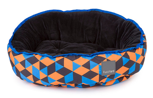 Fuzzyard Reversible Bed - Amsterdam