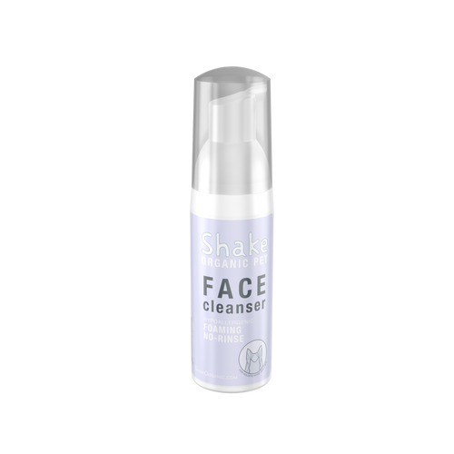 Shake Organic Face Cleanser 1.8 fl oz (53ml)