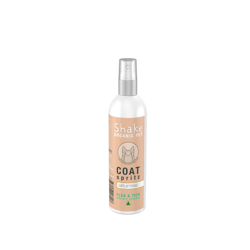 Shake Organic Coat Spritz - Uplifting 4.5 fl oz (133ml)
