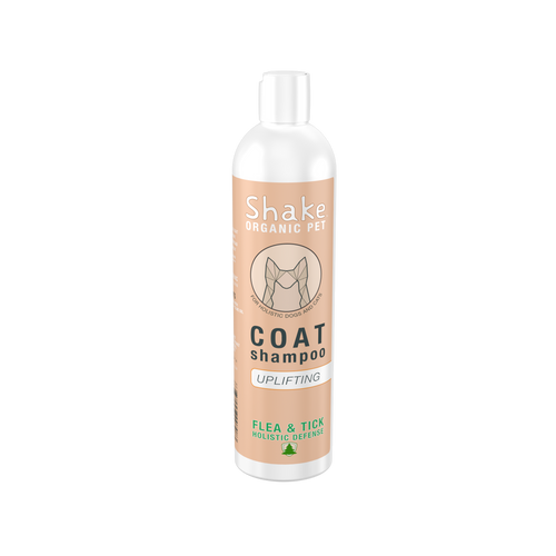 Shake Organic Coat Shampoo - Uplifting 8.5 fl oz (250ml)