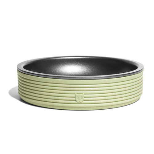 Zee Cat Duo Bowl - Olive