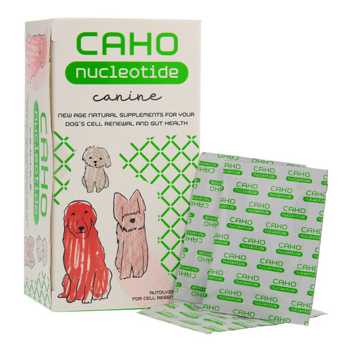 Caho Nucleotide Canine Supplement