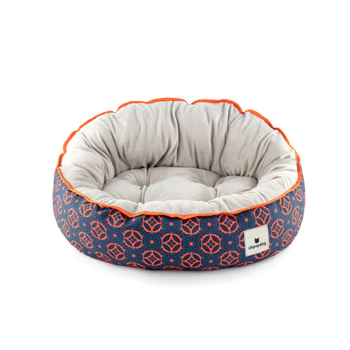 Ohpopdog Reversible Bed - Baba Navy 150