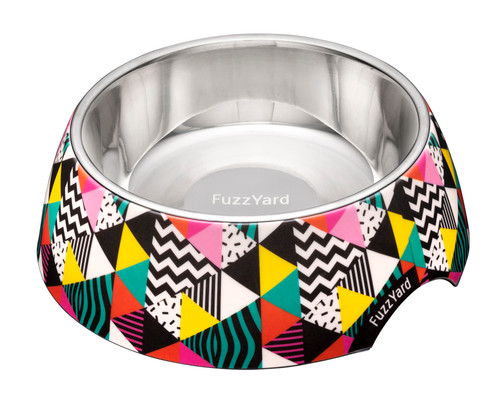 Fuzzyard Easy Feeder Bowl - No Signal