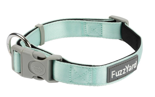 Fuzzyard Dog Collar - Mint