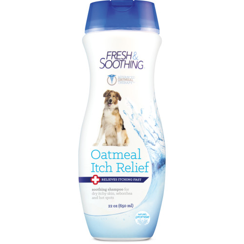 Naturel Promise Fresh & Soothing Oatmeal Itch Relief Shampoo For Dogs