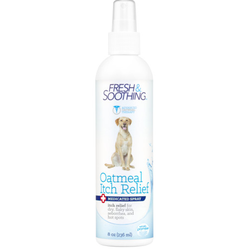 Naturel Promise Oatmeal Itch Relief Medicated Spray