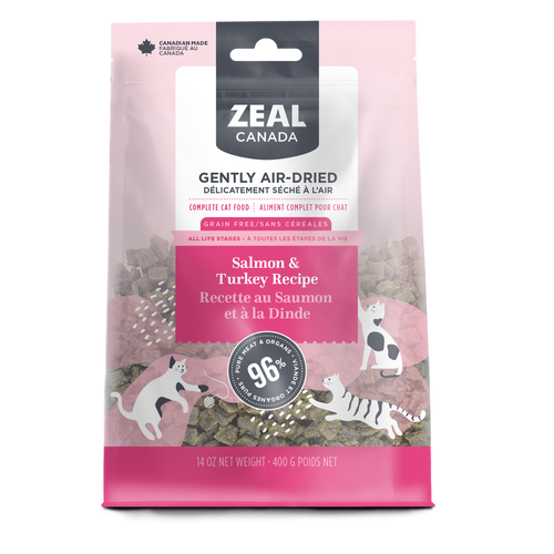 Zeal Canada Air-Dried Cat Food