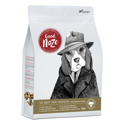 Good Noze Freeze Dried Food - Beef and Venison