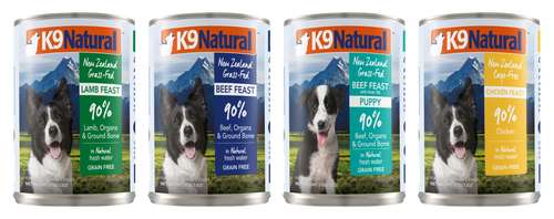 K9 Natural Canned Food 370g THGS