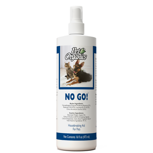 Naturvet No Go! House Breaking Aid for Pets