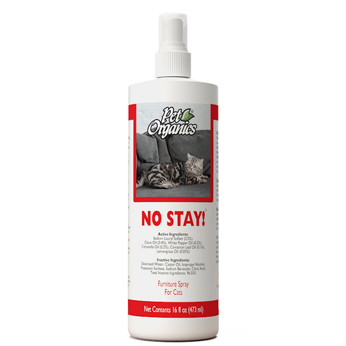 Naturvet No Stay! Furniture Spray for Dogs and Cats