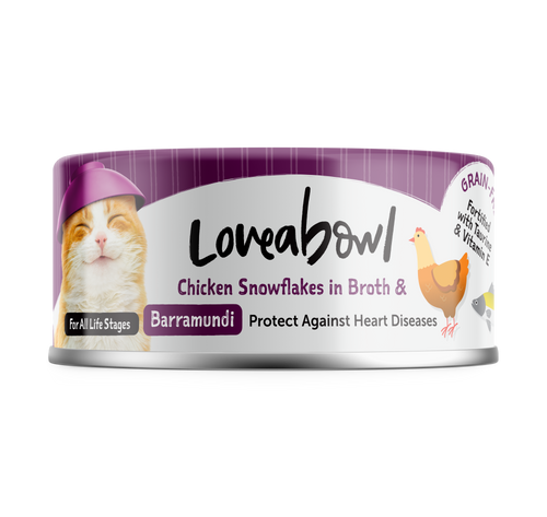Loveabowl Cat Canned Food - Chicken