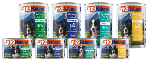 K9 Natural Canned Food