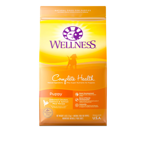 Wellness Complete Health Puppy Dry Food