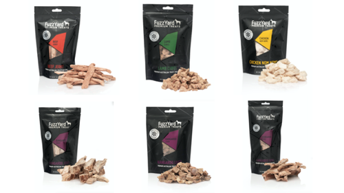 Fuzzyard Premium Dog Treats