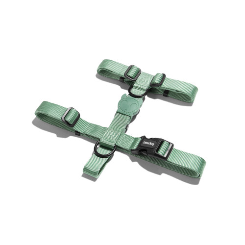 Zee Dog H Harness - Army Green