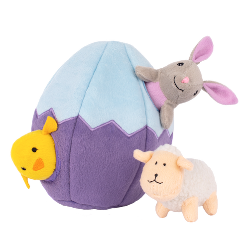 Zippypaws Burrow - Easter Egg and Friends Toy
