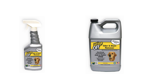 Urine Off Puppy and Dogs Vet Cleaner
